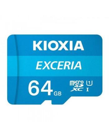 KIOXIA 64GB microSD EXCERIA  UHS1 R100  Micro SD...