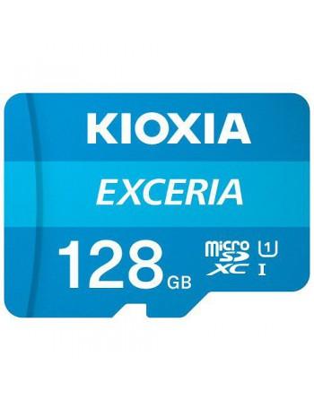 KIOXIA 128GB microSD EXCERIA  UHS1 R100  Micro SD...