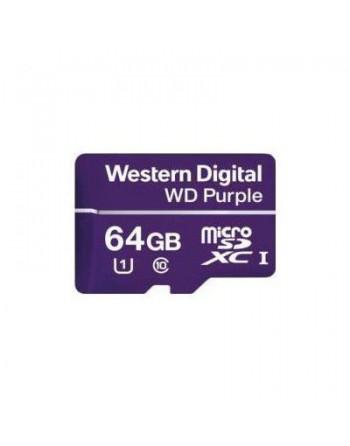 WESTERN DIGITAL GB Surveillance microSD Hafıza Kartı...