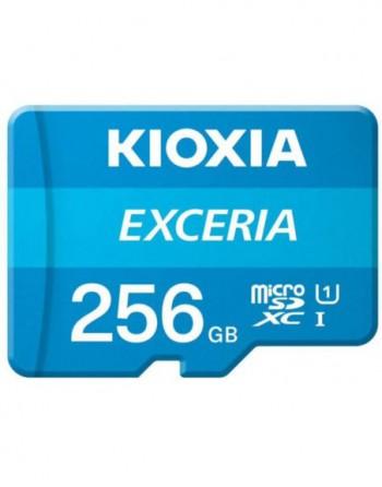 KIOXIA 256GB microSD EXCERIA  UHS1 R100  Micro SD...