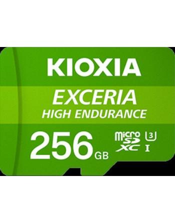 KIOXIA 256GB microSD EXCERIA HIGH ENDURANCE  UHS1...
