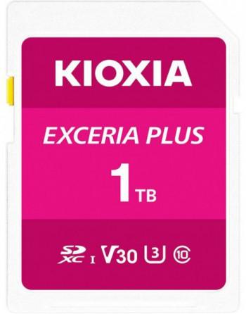 KIOXIA 1024GB normalSD EXCERIA PLUS UHS1 R100...