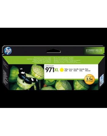 HP No 971Xl Yüksek Kapasiteli Sarı Kartuş (CN628A)
