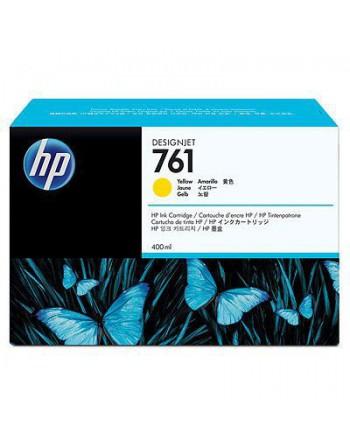 HP No 761 400ml Sarı Kartuş (CM992A)