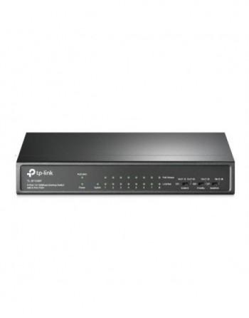 TP-LINK TL-SF1009P 9-Port 10/100Mbps Desktop Switch...