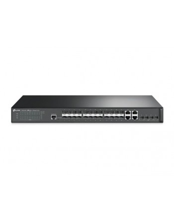 TP-LINK JetStream 28-Port Gigabit SFP L3/L2+ Managed...