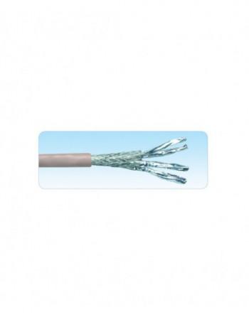 Cat7 S/FTP LSOH Kablo 500m Gri