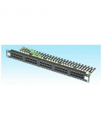50 Port Cat3 UTP Patch Panel