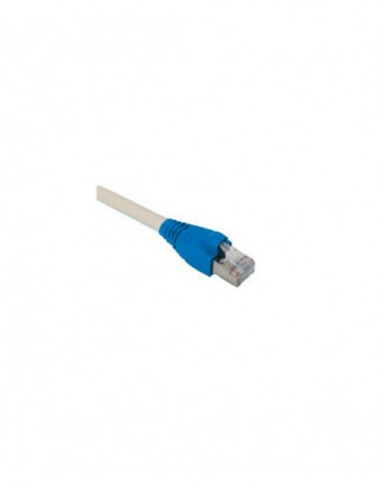 Cat6A S/FTP Patch Cord LSOH 10m Gri