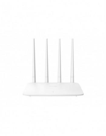 TENDA F6 4 PORT WiFi-N 300Mbps ROUTER 4 ANTEN (F6)