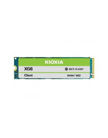 KIOXIA SSD 256GB XG6 M.2 2280 3D PCIe 3.1a NVME...