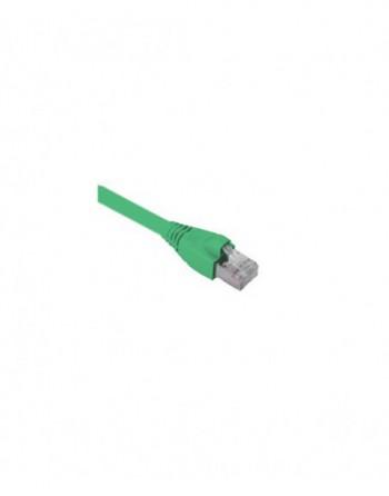 Cat6A S/FTP Patch Cord LSOH 2m Yeşil