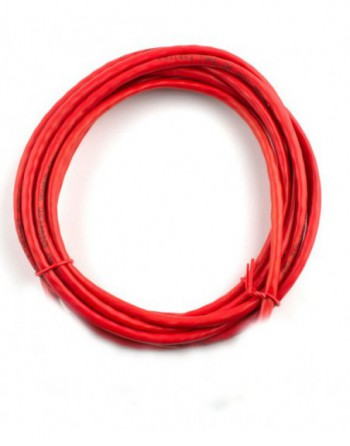 Cat6A S/FTP Patch Cord LSOH 1m Kırmızı