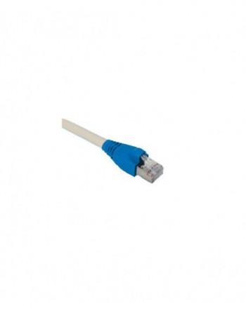 Cat6A S/FTP Patch Cord LSOH 1,5m Gri