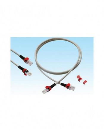 Cat6 UTP Patch Cord LSOH 0,3m Gri