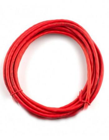 Cat6 UTP Slim Patch Cord LSOH 1m Kırmızı