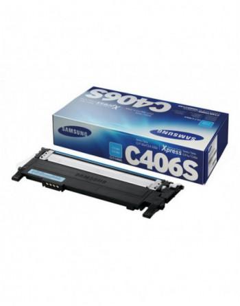 HP CLT-C406S Mavi 1000 Sayfa Lazer Toner (ST986A)