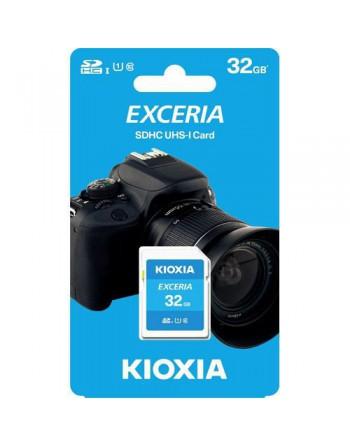 KIOXIA 32GB NormalSD EXCERIA C10 U1 UHS1 R100 Hafıza...