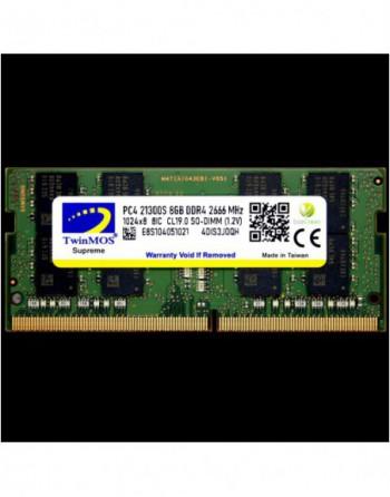 TWINMOS TwinMOS DDR4 8GB 2666MHz Notebook Ram...