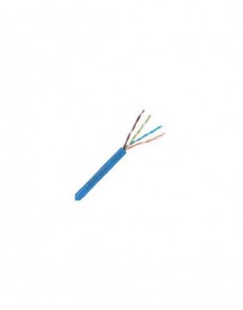 Cat6 U/UTP LSZH Makara 4P 500m Mavi