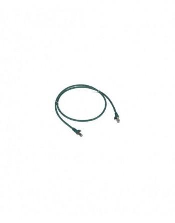 Cat6A S/FTP Patch Cord LSZH 3m Yeşil