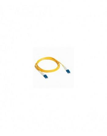 SC/LC duplex patch cord SM, LSZH, 3m