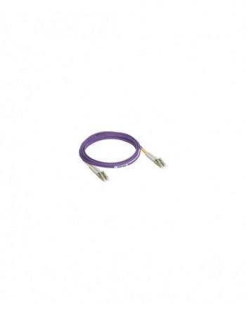 LC/LC Duplex Patch Cord OM3 LSZH 3m