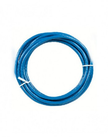 Cat6A S/FTP Patch Cord LSOH 0,2m Mavi