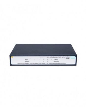 HPE 1420 5G PoE+ (32W) Switch
