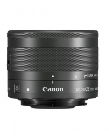 CANON LENS MACRO EF-M 28MM F/3.5 IS STM