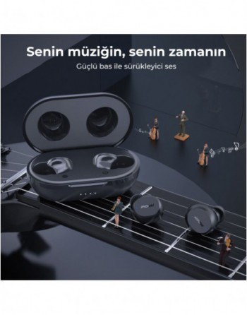 MPOW M12 Bluetooth Kulaklık (MPBH463AR)