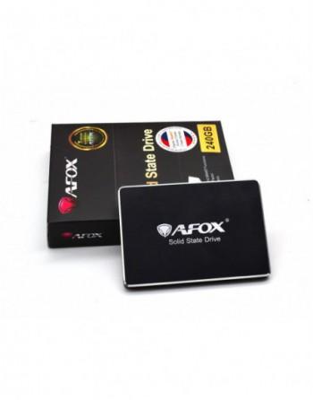 """AFOX SSD 240GB 2.5"""" 560-500MB/S  SATA3 3D TLC..."""