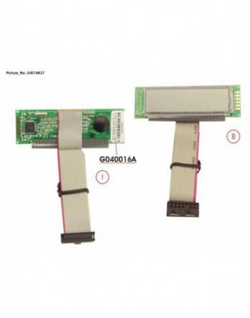 LCD-DISPLAY W370/M470/R670