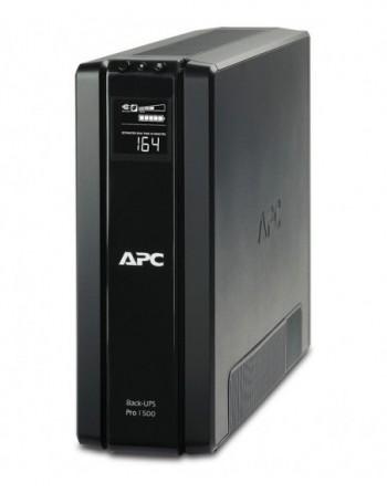 APC Enerji Tasarruflu Back UPS Pro 1500 230V Schuko