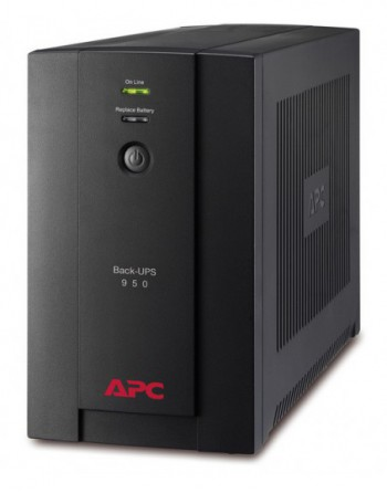 APC Back UPS 950VA 230V AVR Schuko Sockets