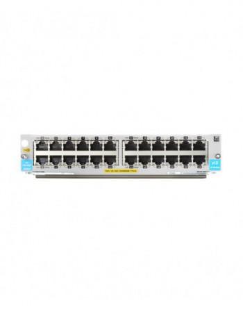 HP 24p 10/100/1000BASE-T PoE+ v3 zl2 Mod