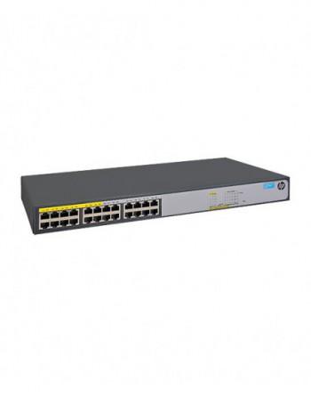 HP 1420-24G-PoE+(124W) Switch
