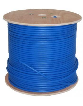 Cat6A U/FTP LSOH Kablo 500m Mavi