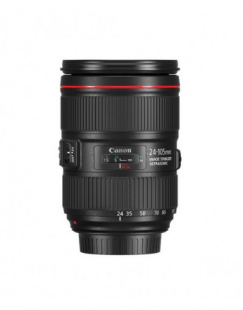 CANON LENS EF 24-105mm f/4L IS II USM