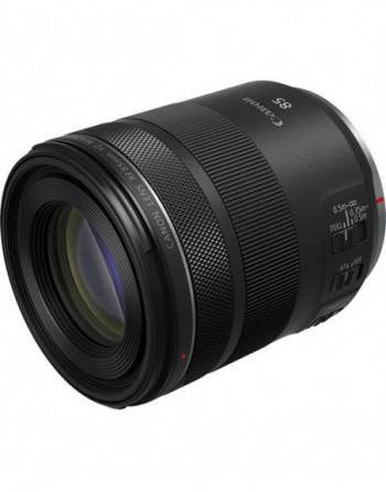 CANON LENS RF85MM F2 MACRO IS STM