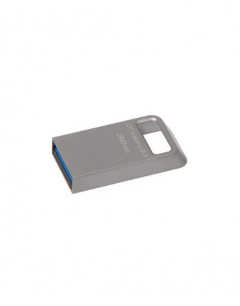 Kingston 32GB DTMicro USB 3.1/3.0 Typ-A metal...