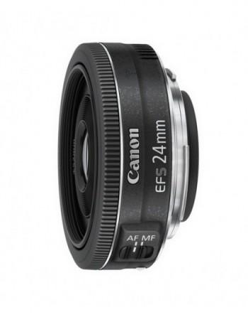 Canon Lens EF-S 24mm f/2,8 STM