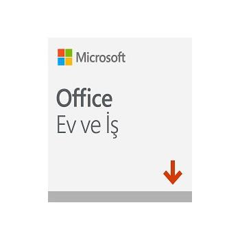 Microsoft Ev ve İş 2019-Elktrnik Lisans