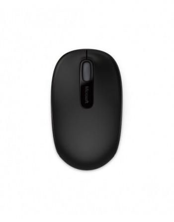 Microsoft Wireless Mbl Mouse 1850-Black