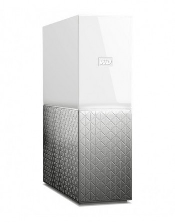 WD MY CLOUD HOME 6TB 3.5' 64MB
