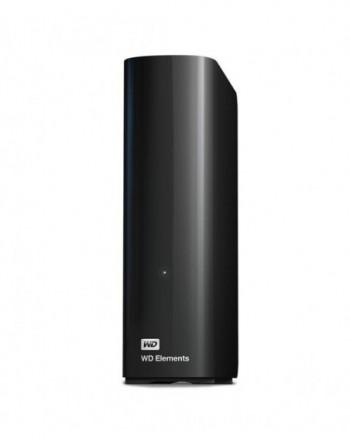 WD ELEMENTS DESKTOP 6TB BLACK 3.5' 64MB