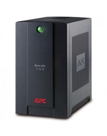 APC Back UPS 700VA 230V AVR Schuko Sockets