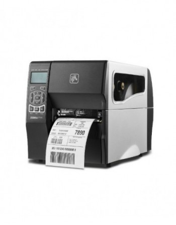 ZT230 203dpi printer, TT, SERIAL & USB & ETH.