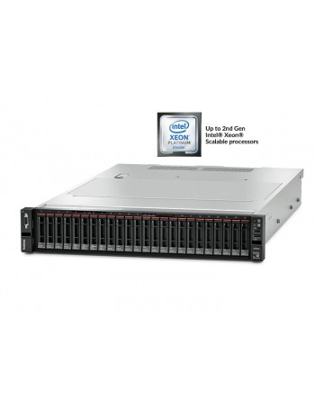 ThinkSystem SR650 Xeon Gold 5218R