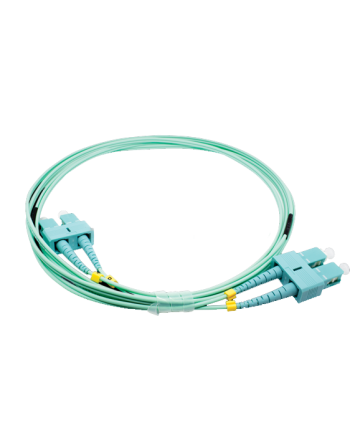 LC-LC Dupleks MM 50um Patch Cord 2m